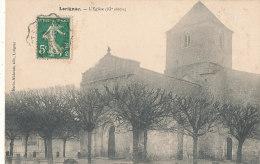 17 // LORIGNAC    L'église - France