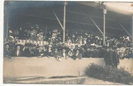 16 // ANGOULEME    Carte Photo / Tribune Manifestation  CONCOURS HIPPIQUE MAI 1909 / Latrelle Photographe / ** 7 - Angouleme