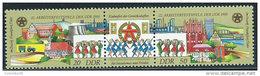 DDR 1988 Nuovo** - Mi.3168/9  Yv.2778/9 - [6] Repubblica Democratica