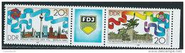 DDR 1989 Nuovo** - Mi.3248/9  Yv.2857/8 - [6] Repubblica Democratica
