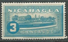Nicaragua  - Yvert N°  693 *   Aab14827 - Nicaragua