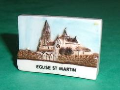 Fèves / Pays / Région : église St Martin  T9 - Landen