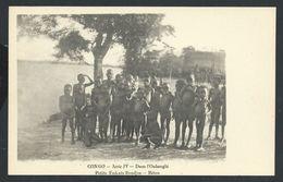 +++ CPA - Afrique - CONGO - Série IV - Dans L' OUBANGHI - Petits Enfants BONDJOS BETOU   // - Belgian Congo - Other