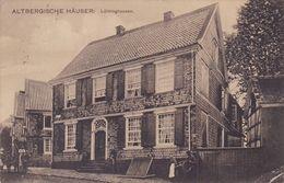 CPA - ALTBERGISCHE HAUSER - Solingen
