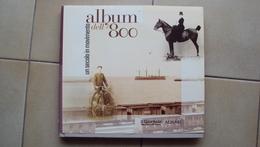 LIBRO CON NUMEROSE FOTO VECCHIE E STUPENDE BELLE  IMMAGINI ALBUM DELL'800 DA FOTO ARCHIVIO ALINARI FIRENZE - Fotografia
