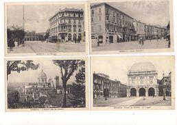 M4691 LOMBARDIA BRESCIA 4 Cartoline NON Viaggiate Tram Stazione Etc. - Brescia