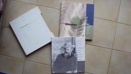 LIBRO CON NUMEROSE FOTO VECCHIE E STUPENDE BELLE IMMAGINI FOTOGRAFIA E BOTANICA ODOARDO BECCARI ALINARI FIRENZE - Fotografia