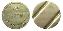 01807 GETTONE TOKEN JETON FICHA SPORT MACHINE DUCHELL GOLF EQUIPMENT - Netherland