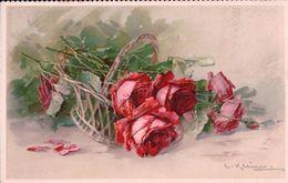 Klein Catharina, Fleurs, Litho (22416) - Klein, Catharina