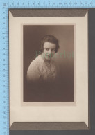 Photo Cabinet,  - Femme , Photographe: J. E. Purdyag, 145 Tremont St. Boston USA - Photos
