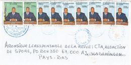 DRC Congo 2013 Mbanza Ngungu President Kabila 195 FC 350 FC Cover - Democratische Republiek Congo (1997 - ...)