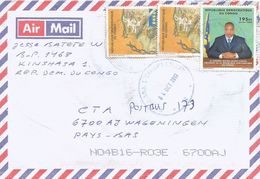 DRC Congo 2013 Kinshasa 1 Comptabilite President Kabila 195 FC Laurent Kabila Cover - Democratische Republiek Congo (1997 - ...)
