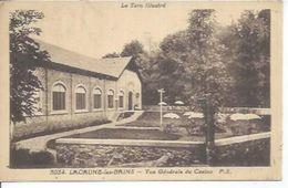 5034 - LACAUNE-LES-BAINS - VUE GENERALE DU CASINO - France
