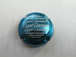 Nouvelle Chavot Courcourt  Bleu Métal. Capsule De Champagne - Altri