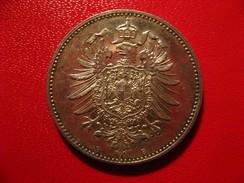 Allemagne - Mark 1874 B - Superbes Détails 2981 - 1 Mark