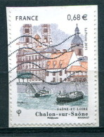 France 2015 - YT 4947 (o) Sur Fragment - Usati