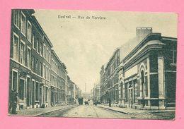 C.P. Ensival =  Rue  De  Verviers - Verviers