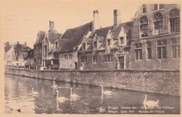 Brugge, Groene Rei, Godshuis, De Pelikaan (pk39488) - Brugge