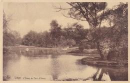 Liège, L'Etang Du Parc D'Avroy (pk39490) - Liege