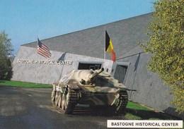 Bastogne, Historical Center,  German Army Jagdpanzer 38 Hetzer (pk39491) - Bastogne