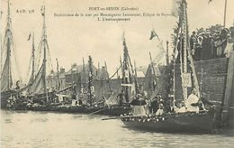 A-17.8862 :  PORT EN BESSIN. BENEDICTION DE LA MER - Port-en-Bessin-Huppain