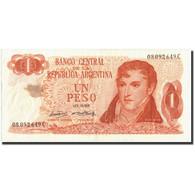 Argentine, 1 Peso, Undated (1974), KM:287, TB - Argentine