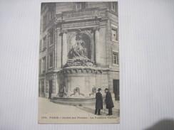 CPA PARIS Jardin Des Plantes La Fontaine Cuvier T.B.E - Autres