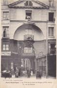 CPA Paris Historique, Porte De La Cour Du Dragon (pk39528) - Francia