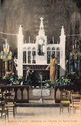 Berck Plage - Intérieur De L 'église - Le Sacré Coeur - Berck