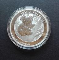 Australia, Koala 1 Oz 2013 Silver 9999 Pure - 1 Oncia Argento Puro Bullion Perth Min - Australia
