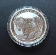 Australia, Koala 1 Oz 2014 Silver 9999 Pure - 1 Oncia Argento Puro Bullion Perth Min - Australia