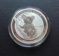 Australia, Koala 1 Oz 2015 Silver 9999 Pure - 1 Oncia Argento Puro Bullion Perth Min - Australia