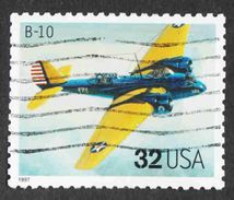 United States - Scott #3142f Used - United States