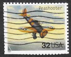 United States - Scott #3142o Used - Missing Perfs & Crease Bottom Left Corner - United States
