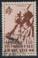 AOF  1945 -  Soldati Coloniali Colonial Soldier - A.O.F. (1934-1959)