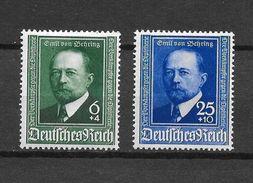 LOTE 1366  ///  ALEMANIA IMPERIO Y VERT Nº: 684/685*MH - Alemania
