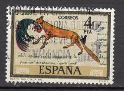 Espagne, Spain, Coq, Rooster, Renard, Fox, Scène De L'apocalypse, Bible, Sc 1912 - Galline & Gallinaceo