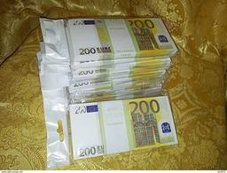 EURO.SOUVENIR BANKNOTE 200 Euro, 10 Package (SIZE:155*75mm#95~100pc)NEW. - EURO