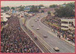 CPM - LE MANS - CIRCUIT DES 24 HEURES - LA COURBE DUNLOP - Le Mans