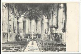 KONTICH - Contich- Du Sacré Coeur - Intérieur De La Chapelle - Kontich