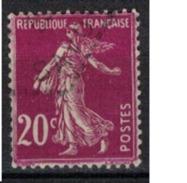 FRANCE      N° YVERT  :    190      ( 1 )         OBLITERE - France