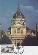 Carte  Maximum  1er  Jour  Comité  International  Olympique   Baron  DE COUBERTIN   1994 - Juegos Olímpicos