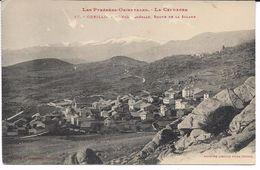 CPA - ODEILLO - Vue Générale, Route De La Solane - Autres Communes