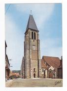 78 SONCHAMP Vers Rambouillet  N°16 804 L'Eglise Saint Georges Charcuterie à Gauche - Rambouillet