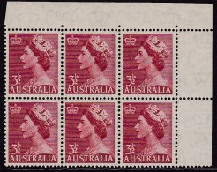 AUSTRALIA 1953 W 15 Sg 263 Mint Never Hinged - Mint Stamps