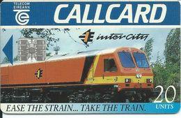 Télécarde CALLCARD TRAIN  Phonecard Telefonotek Telefonkarte  (S.598) - Slovaquie