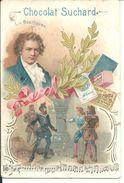Chtomos   Chocolat Suchard Beethoven - Suchard