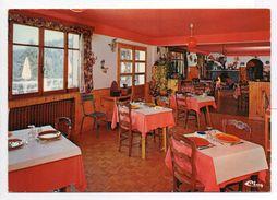 - FRANCE (06) - CPSM Vierge COL De TURINI - AUBERGE DE LA SOURCE - Prop. Gilbert MANICCIA - La Salle De Restaurant - - France