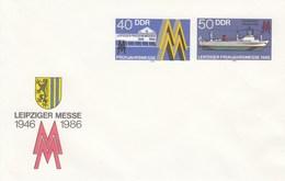 DPU 4**   Leipziger Messe 1946 - 1986 - [6] Democratic Republic