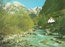 Trenta (Slovenja, Ex Jugoslavia) Zgornje Posocje, The Walk Of Peace ?, Sentiero Della Pace ? - Slovenia